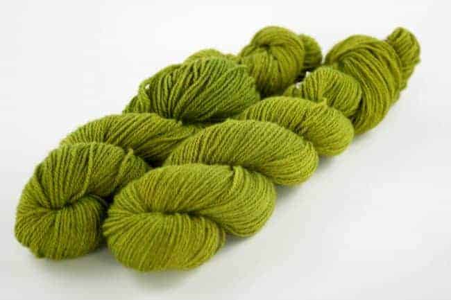 Junk in the Trunk by Skeinny Dipping (Also check out Christine's Emerald Necklace colorway.)