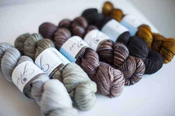 Western Sky Knits, one of the many indie dyers whose yarns will be available at G+T.