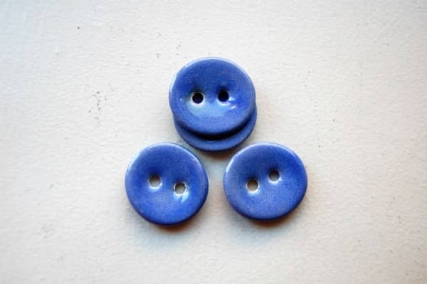 Buttonalia Blue