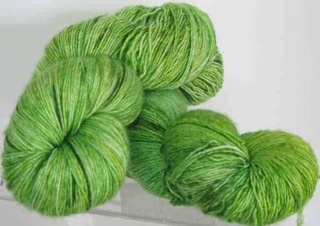 Inner Yarn Zen Green