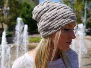 December 24: A Squish Me Hat Kit from Bare Naked Wools Congrats to winner Kat!