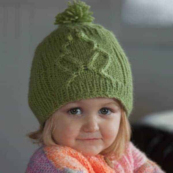 Knitwise Design Rib It Frog Hat Indie Untangled