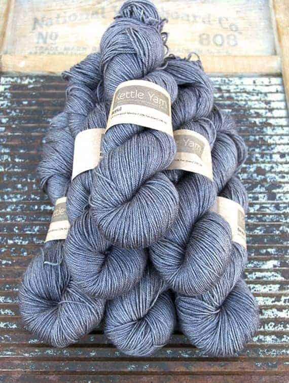 Black Quartz, Kettle Yarn Co.