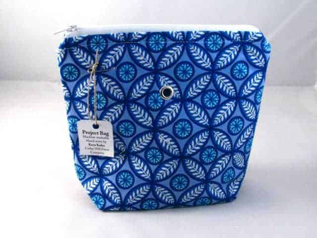 blue-white-turq-geo-small-bag