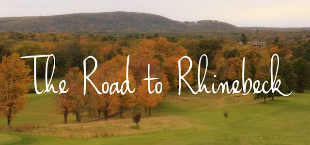 Maria of the Subway Knits podcast and blog is on the Road to Rhinebeck