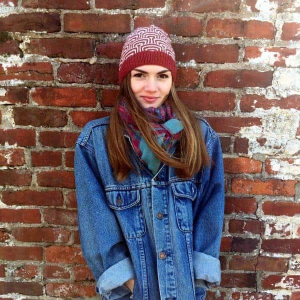 Laurie's Pompeii Hat