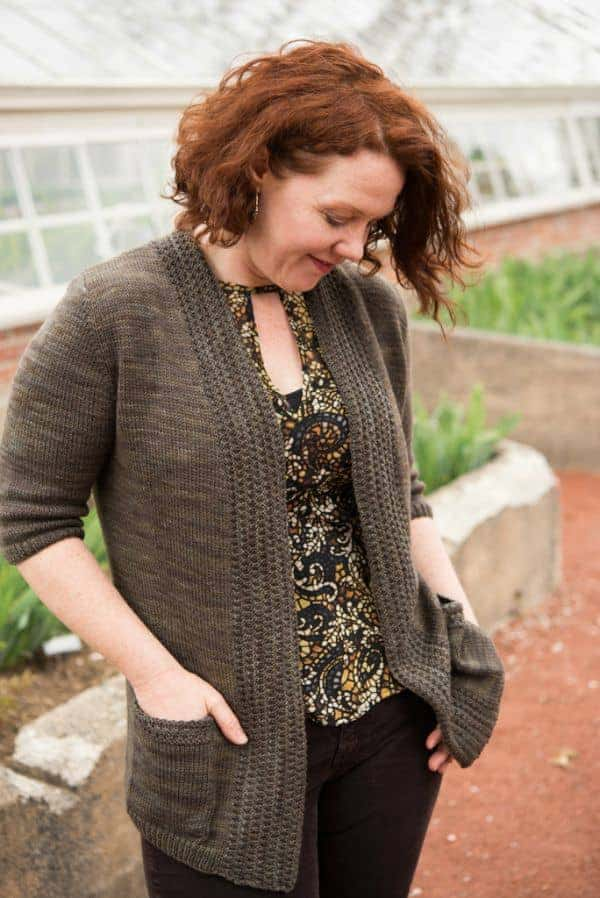 Amy's Mine Hill Cardigan.
