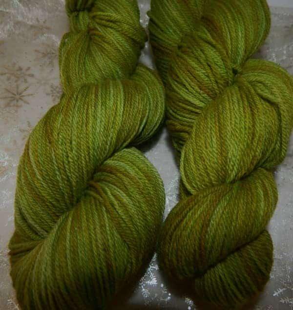 Kinglet Moss by Stitchjones