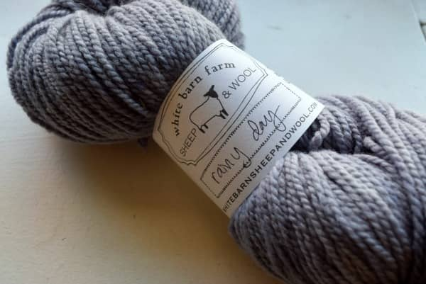 My lone, but lovely, purchase at this year's Vogue Knitting Live in NYC.