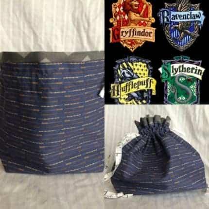BC Yarnings Harry Potter