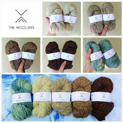 Wooliers collage