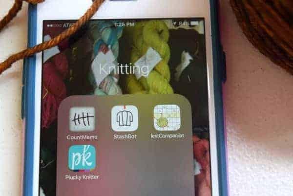 Knitting apps