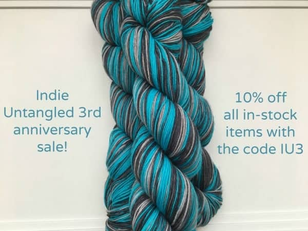 I Have Been Waiting Until The Perfect Time To Put A Small Batch Of Exclusive Indie Self Striping Colorway From Michelle At Berry Colorful Yarnings Up