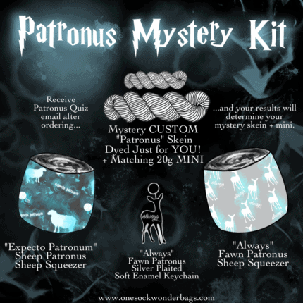 Patronus Mystery Kit graphic