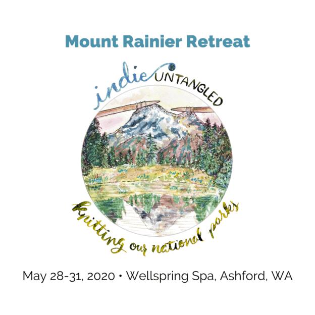 Mount Rainier Retreat