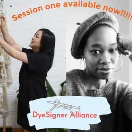 Dyesigner Alliance promotion.