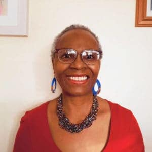 Portrait of Sylvia Watts-Cherry